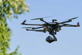Drohnen Elektronikversicherung